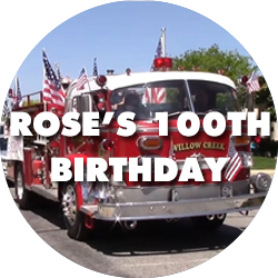 Rose's 100th Birthday