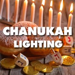 Solera Chanukah Lighting