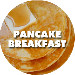 Pancake Breakfast & Golf Cart Parade