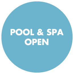 Pool and Spa Reopening April 1st
